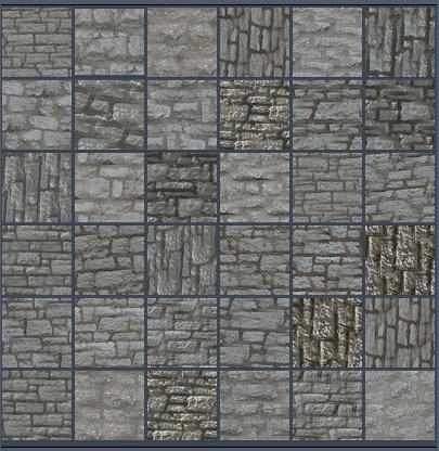 seamless white brick textures sample