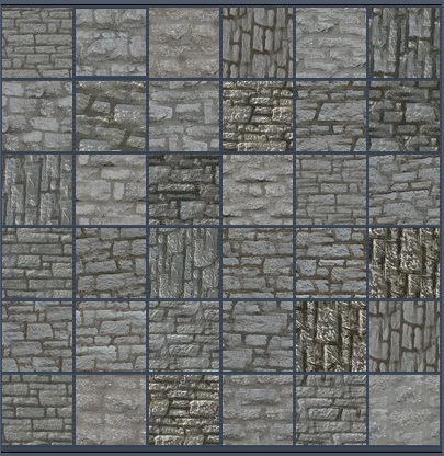 seamless white brick textures sample