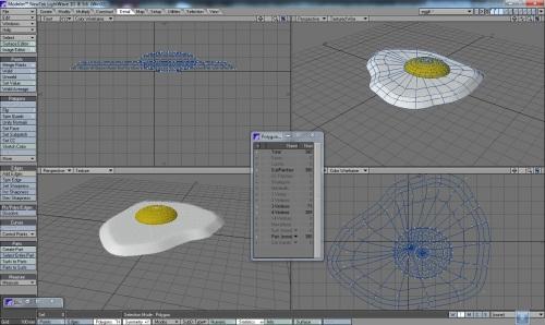 Egg model